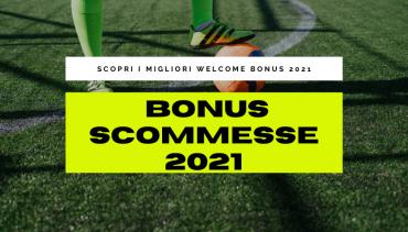 Quali sono i migliori bonus scommesse online sul primo deposito